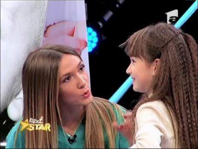 Adela Popescu si Maia Malancus