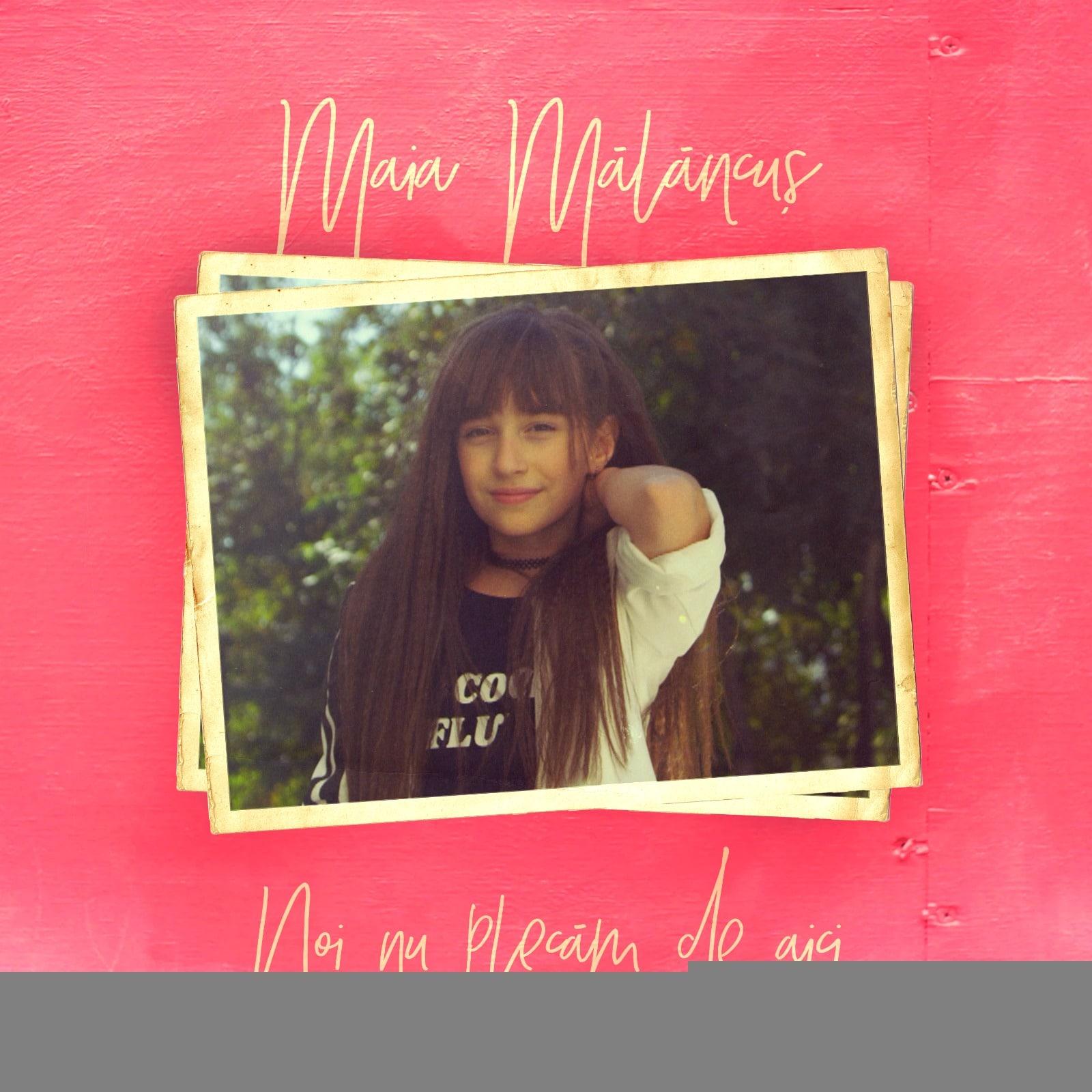 Maia Mălăncuș - Noi nu plecam de aici